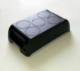 Mágneses hátlap az 5000mA -es akkumulátorhoz a GT03-C GPS Nyomkövetőhöz