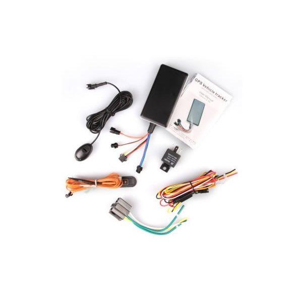 Gps nyomkövető GT06N Járműkövető, beszerelhető leállítás funkcióval