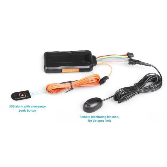 CRX1 GPS Jármű Nyomkövető