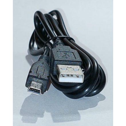 GT03 GPS nyomkövetőhöz tartozék Mini USB kábel