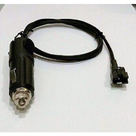 TR02, TR06, GT06N -es nyomkövetőhöz szivargyújtós csatlakozó 12-24 V