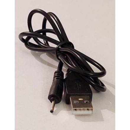 USB töltő DC csatlakozó 38KM típusú nyomkövetőhöz.