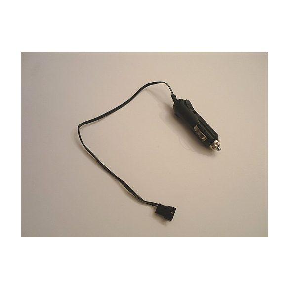 Szivargyújtó csatlakozó GPS Jármű Nyomkövetőhöz 12-36 V